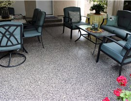 Concrete Coating - Patio Coatings Photo 2
