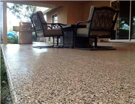 Concrete Coating - Patio Coatings Photo 3