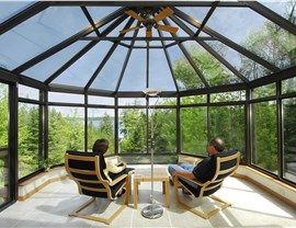 Sunrooms - Glass Roof Sunrooms Photo 1