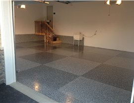 Concrete Coating - Garage Coatings Photo 1