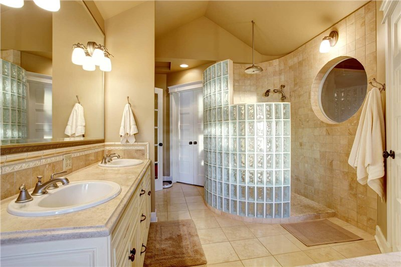 Master Bathrooms for Raleigh