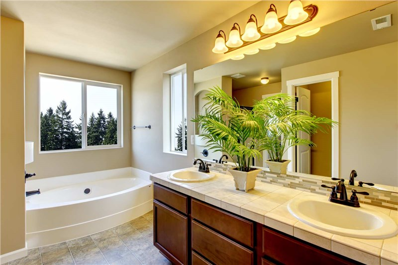 Chapel Hill Custom Bathroom Remodeling