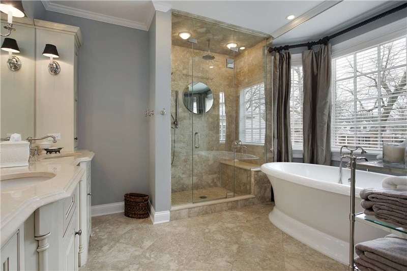 Bathroom Remodeling Bathroom Renovation Luxury Bath Raleigh - Bathroom remodel raleigh