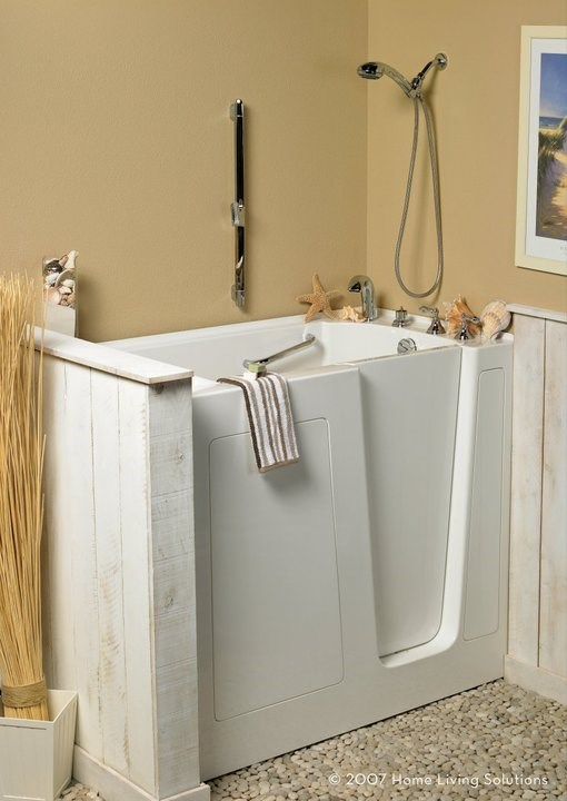 Upgrade Your Bathroom's Safety with a Walk In Tub