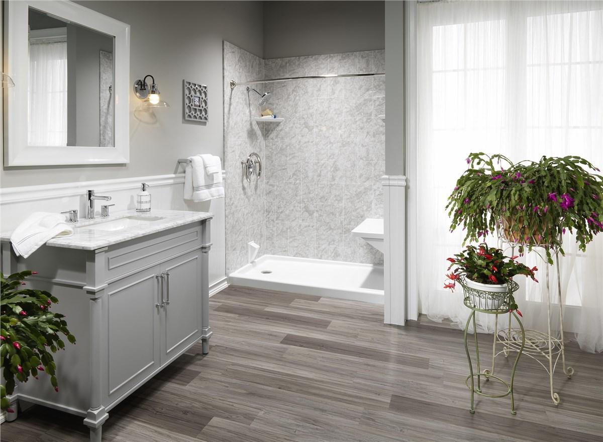 Walk-In Showers Raleigh | Raleigh Bathroom Remodel ...
