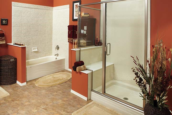 bathroom remodel lifetime warranty