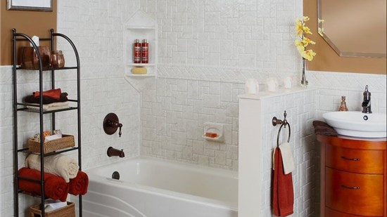 Financing as low as $199 per month OR Installation included with purchase of a bathtub, shower, or walk-in tub system*