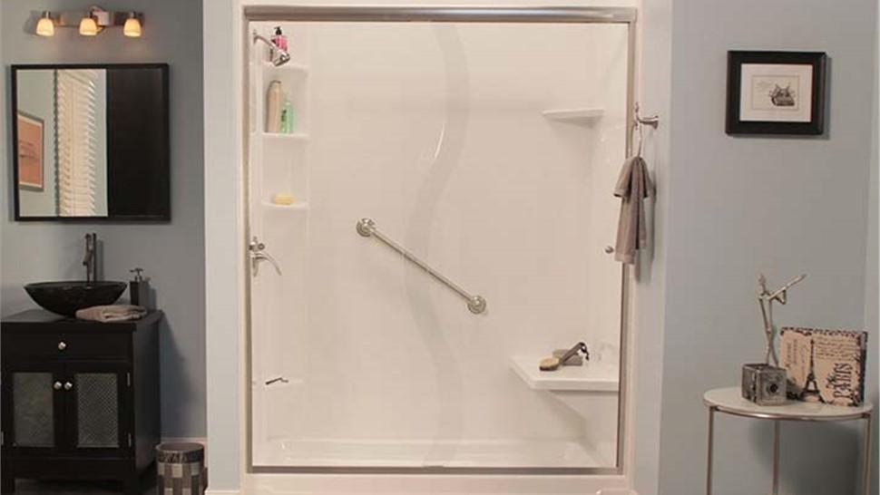 Shower Surround Tampa | New Shower Surround | Luxury Bath of Tampa Bay