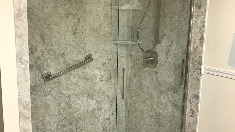 Dunedin Shower Replacement Tampa Bay Bathroom Remodeling