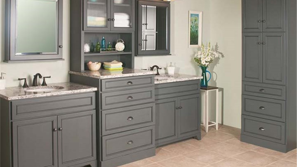 Bathroom Remodeling - Cabinet Photo 1