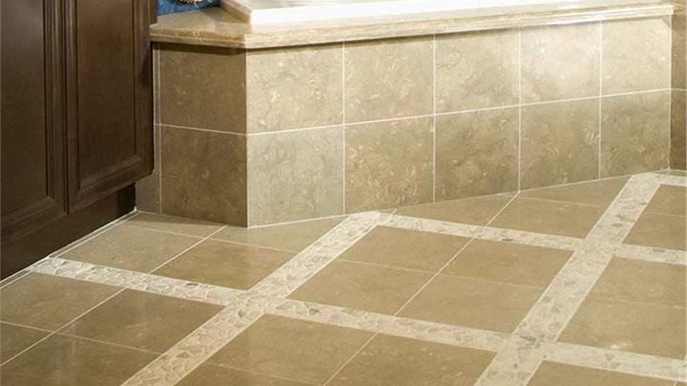Bathroom Remodeling - Tile and Flooring Photo 1