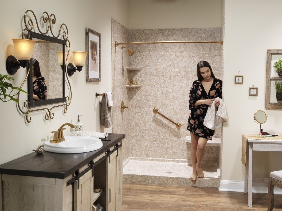 Tampa Shower Remodeling   Bath Remodel   Luxury Bath of ...