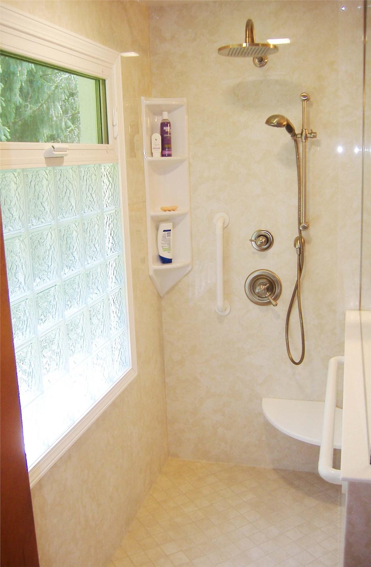 St. Petersburg Shower Remodeling | Bath Remodel | Luxury ...