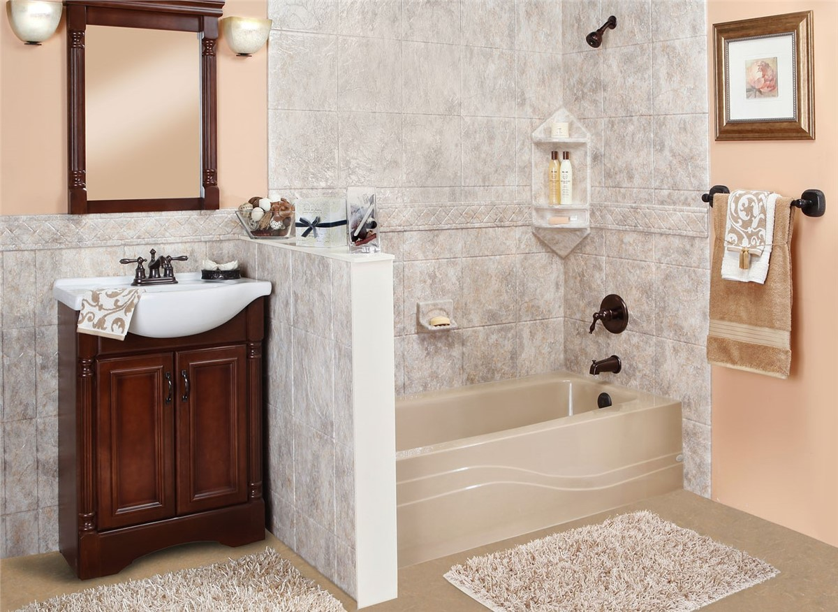 Tampa bathroom vanities vanity replacement luxury bath for Bathroom remodel picture gallery