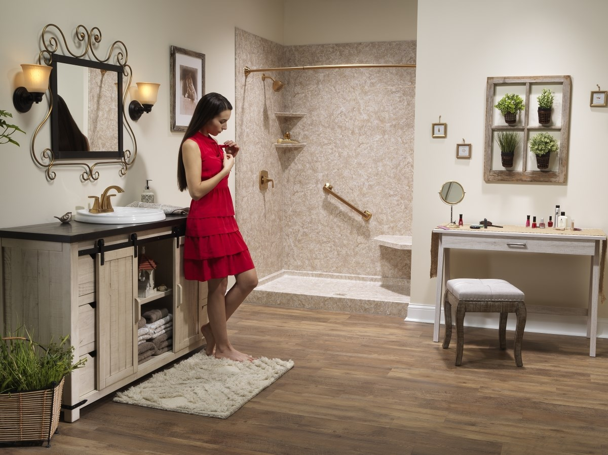 Tampa Bathroom Remodeling   Bath Remodel   Luxury Bath of ...