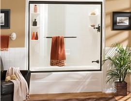 Shower Bathtub Combo   Luxury Bath of Tampa Bay