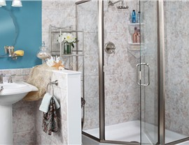 Neo Angle Shower | Luxury Bath of Tampa Bay