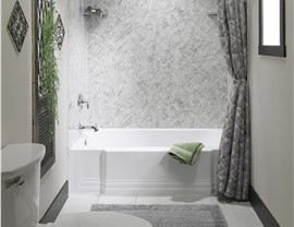 Baths - Bathtub Shower Combo Photo 2