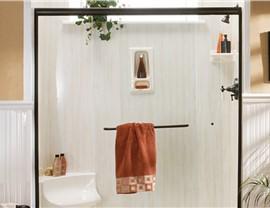 Shower Door Replacement | Luxury Bath of Tampa Bay