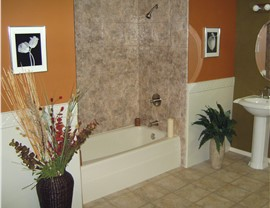 Bathtub Shower Combo | Luxury Bath of Tampa Bay
