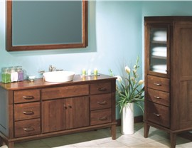 Bathroom Remodeling - Vanity Photo 4