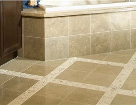 Bathroom Remodeling - Tile and Flooring Photo 2