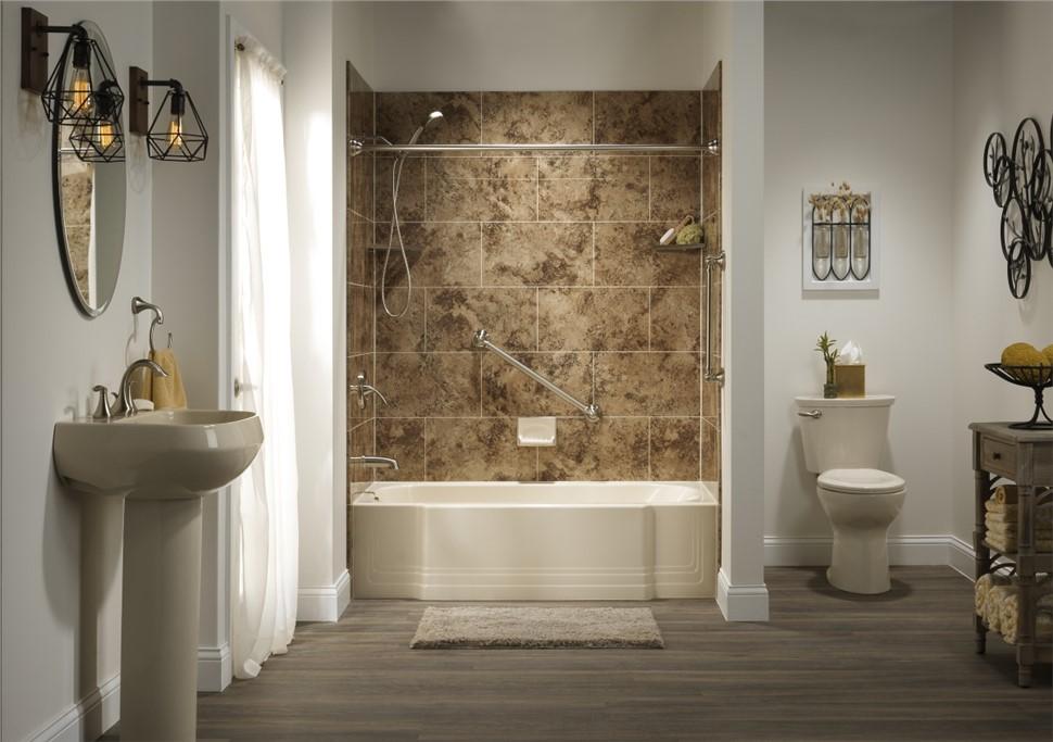 bathroom remodel lifetime warranty