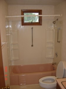 Bathroom Conversions Replace Showers with Walk-in Tubs