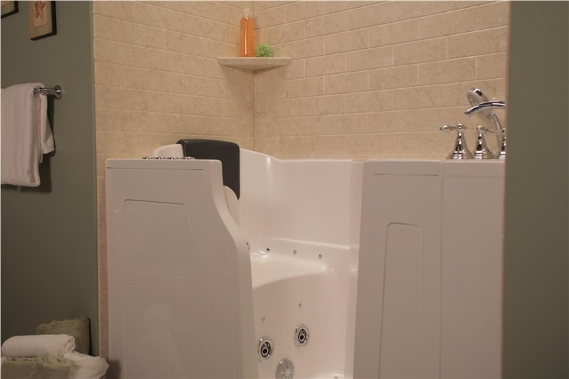 Is it Time to Install a Walk-In Tub in Your Bathroom?