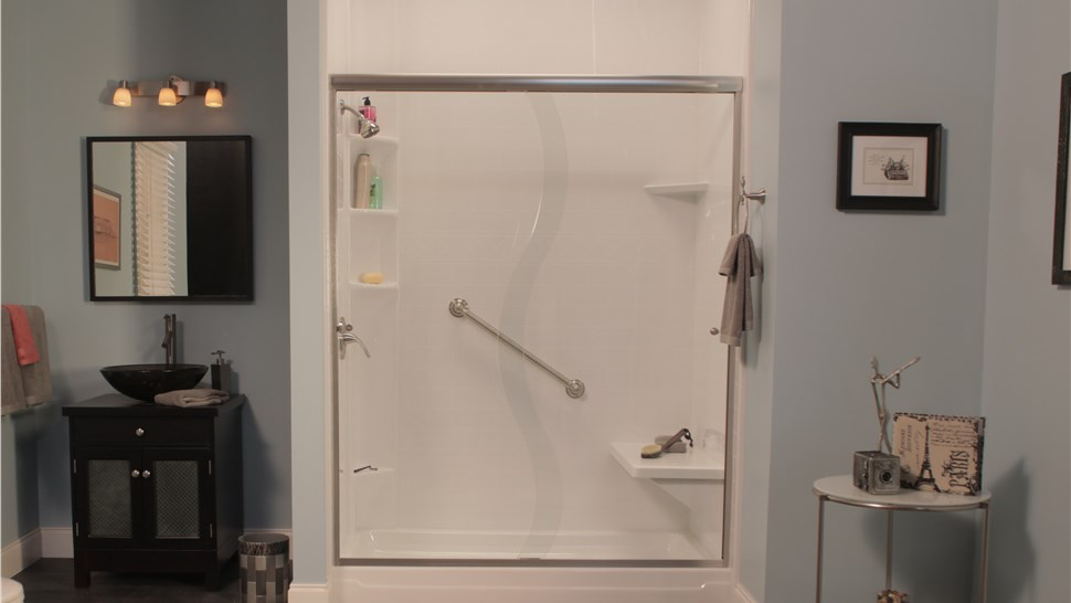 Shower Doors Photo 1
