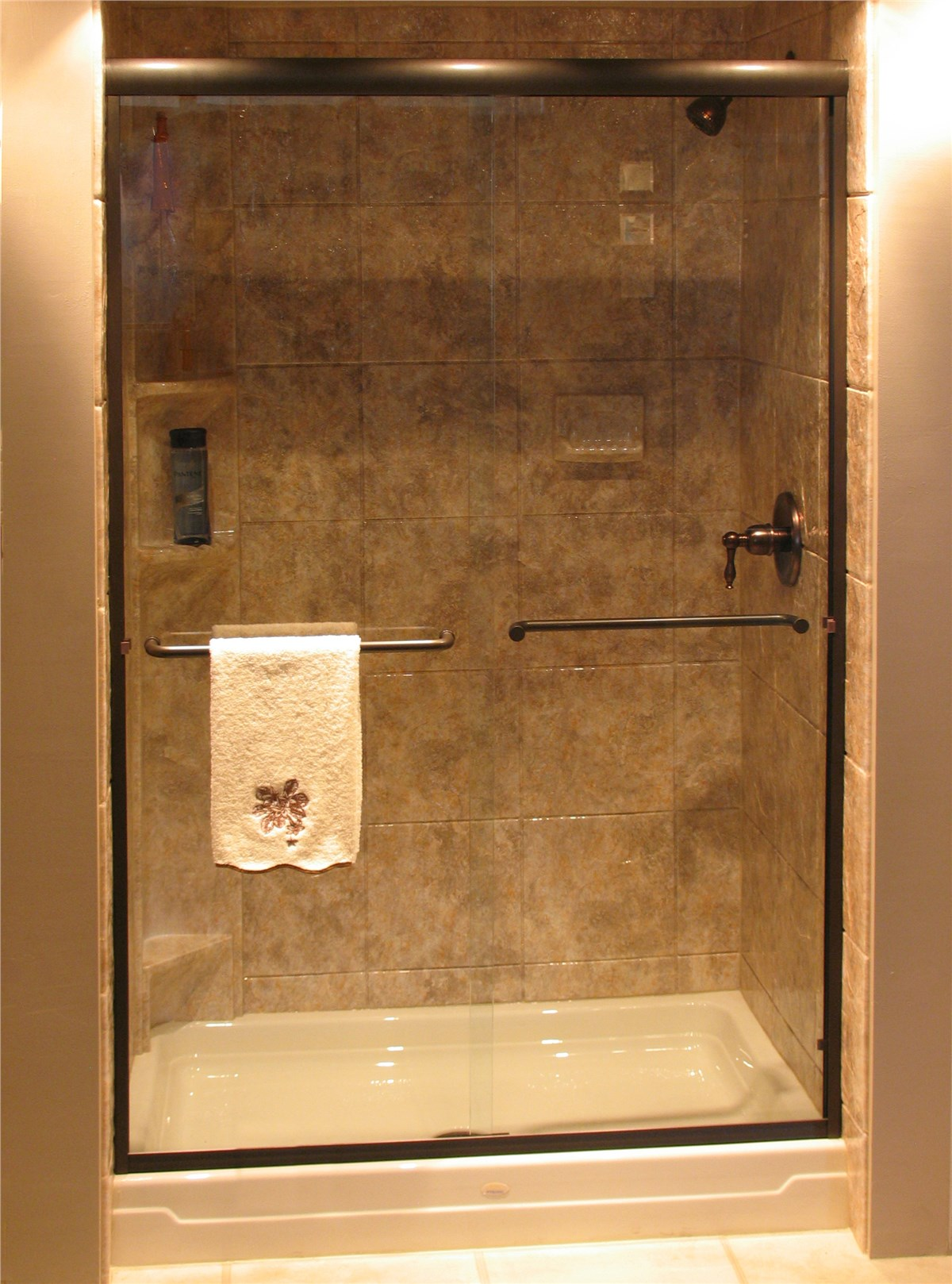 Shower Enclosures | North Texas Glass Enclosure | Luxury Bath of Texoma