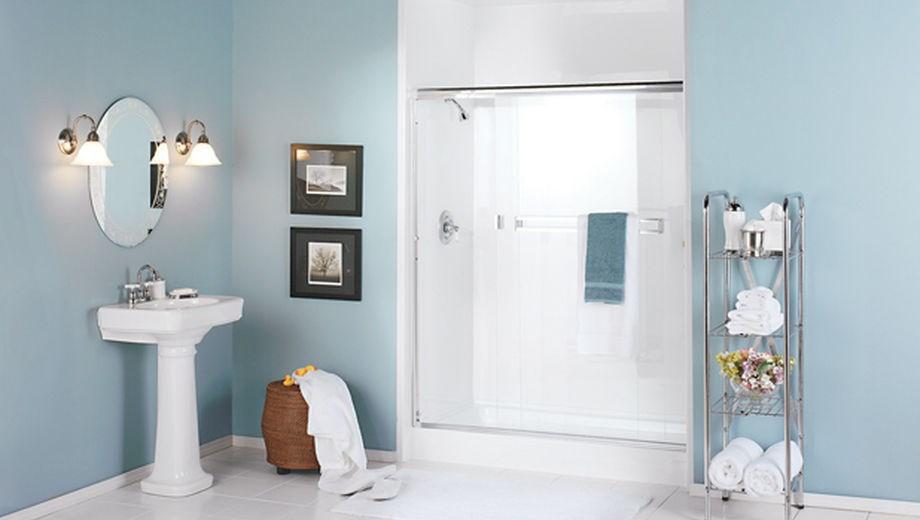 Walk In Shower North Texas Stepin Bathroom Shower Luxury Bath - Bathroom remodel longview tx