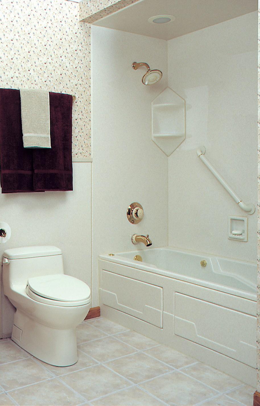 Genial Shower To Tub Conversion Photo 3