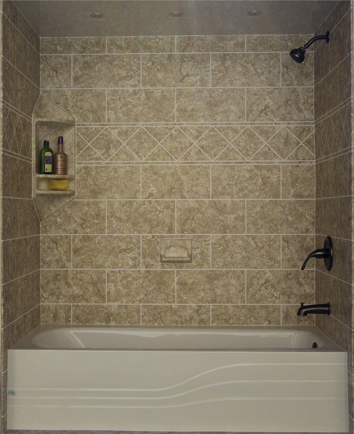Tub Surrounds | North Texas Bath Wall Surround | Luxury Bath of Texoma
