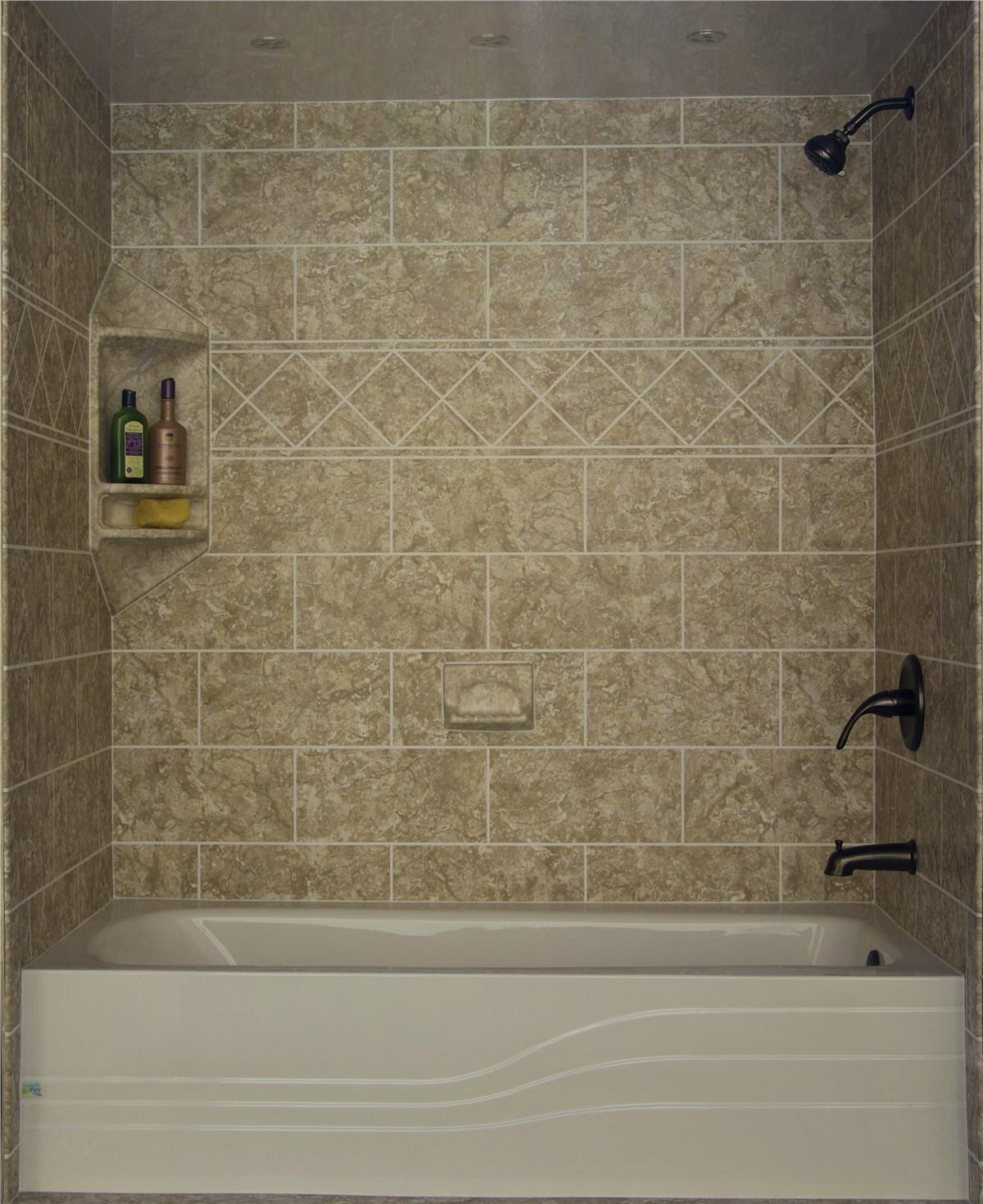 tub surrounds  north texas bath wall surround  luxury