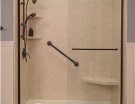 Bathroom Remodeling Photo 11