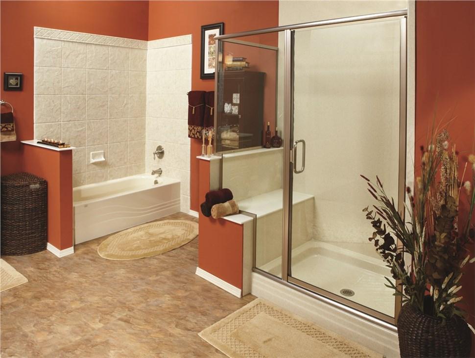 compete bathroom remodel by luxury bath texoma