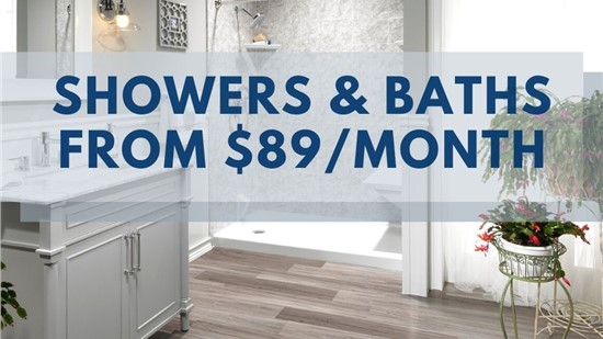 $89 per month financing