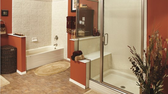 compete bathroom remodel by luxury bath texoma