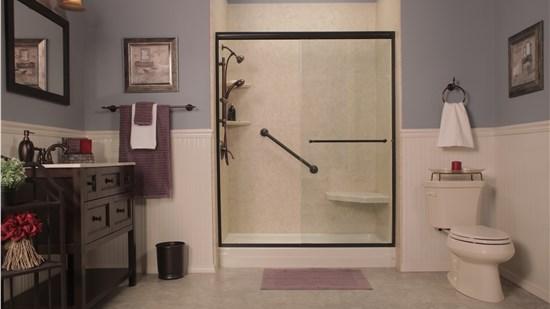 Buy one get one free bathroom remodel