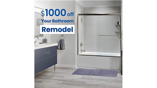 Luxury Bath Texoma Bathroom Remodel Offer