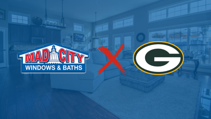 🏈 Mad City Windows X Green Bay Packers 🏈