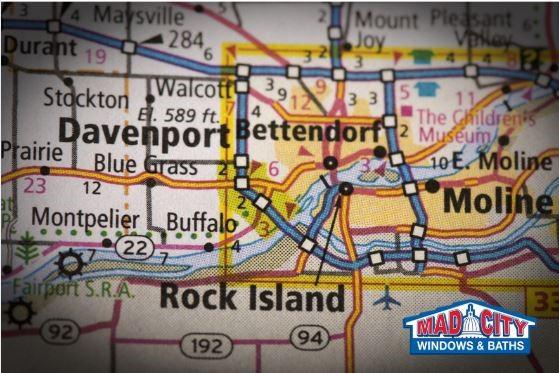 Wisconsin's #1 Ranked Remodeler Now Serving Iowa!