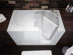 the-benefits-of-walk-in-bathtubs