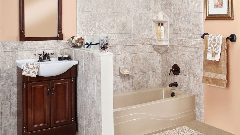 Bathroom Remodeling - Bath Liners Photo 1