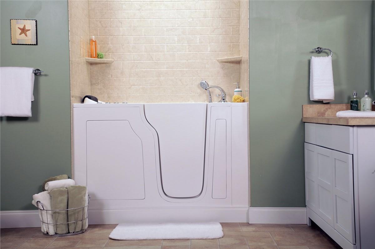 Walk-in Tubs | Bathroom Remodeling | Mad City Windows