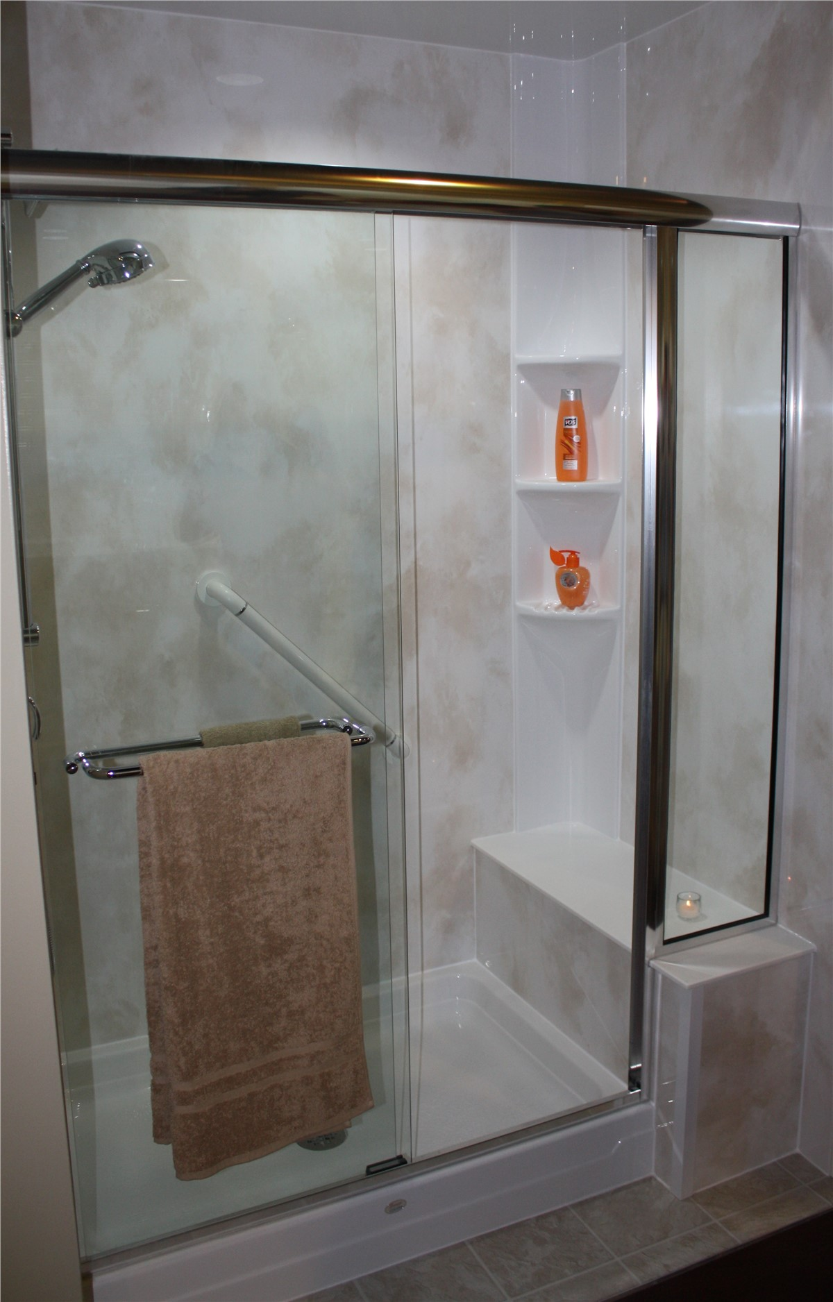 Tub To Shower Conversions Bathroom Remodeling Mad City