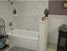 Bathroom Remodeling - Shower to Tub Conversions Photo 2