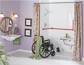 Bathroom Remodeling - Walk-in Showers Photo 2