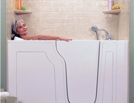 Bathroom Remodeling - Walk-in Tubs Photo 2